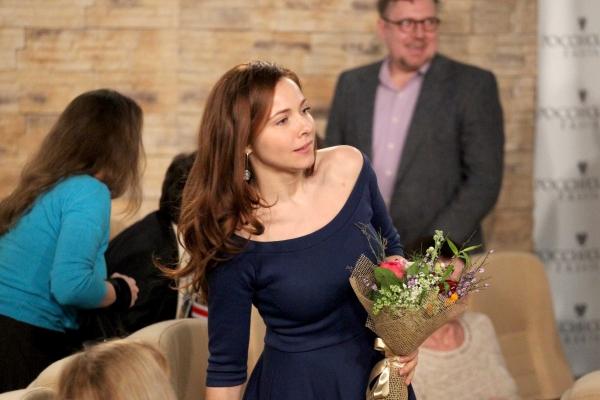 40-летняя Екатерина Гусева показала пикантное фото