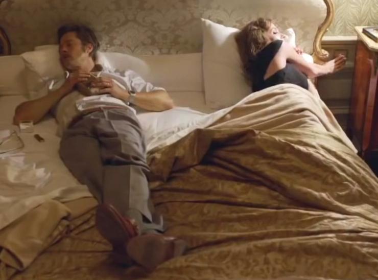 знаменитые постельные сцены