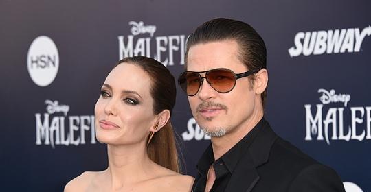 Джоли иПитт разводятся— Все кончено