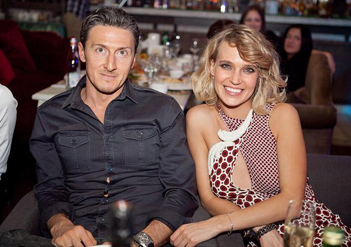 александр чистяков и его бывшая жена фото