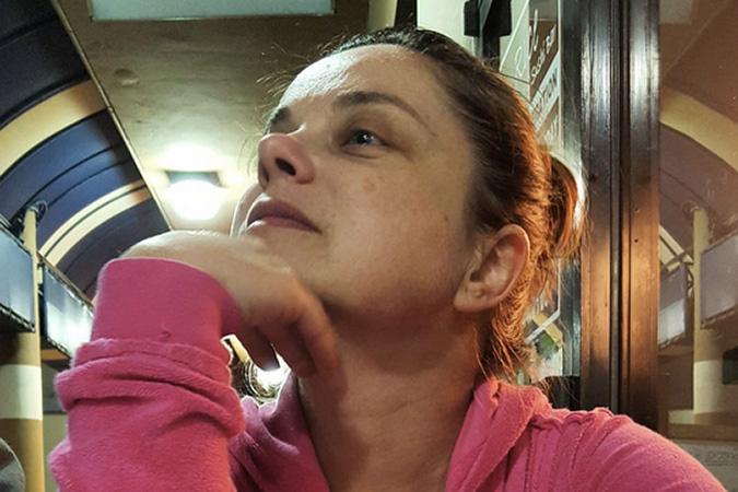 Поклонники Наташи Королёвой неввосторге от ее снимка вкаске