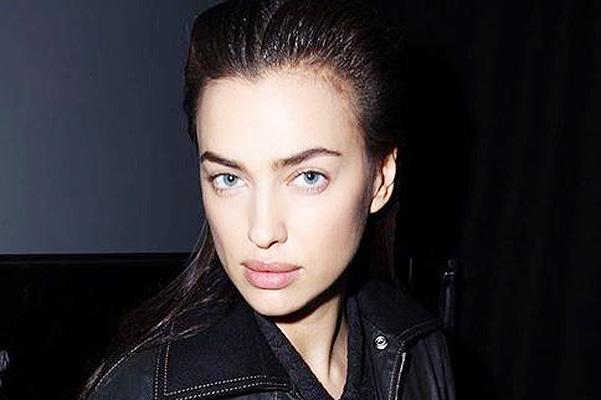 Ирина Шейк покорила лицом без макияжа