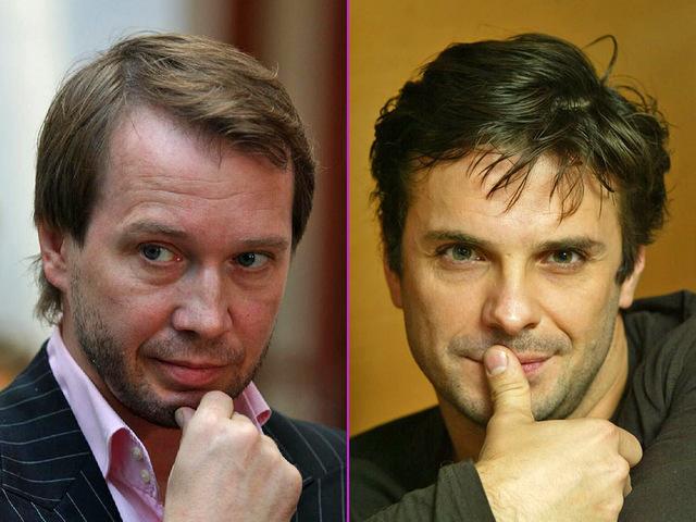 геи российских знаменитостей