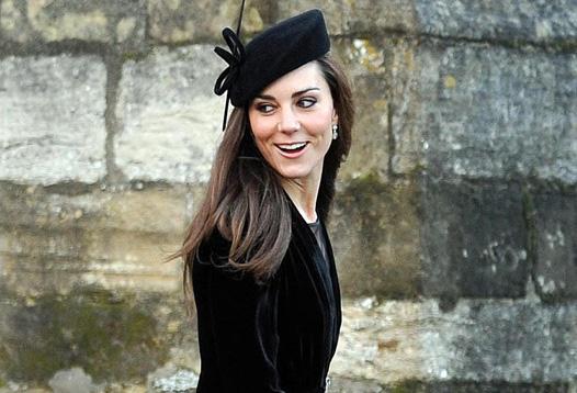 Кейт миддлтон признана одной из самых