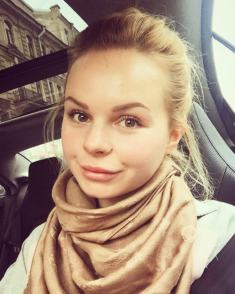 Алиса Вокс попала в серьезное ДТП в Санкт-Петербурге