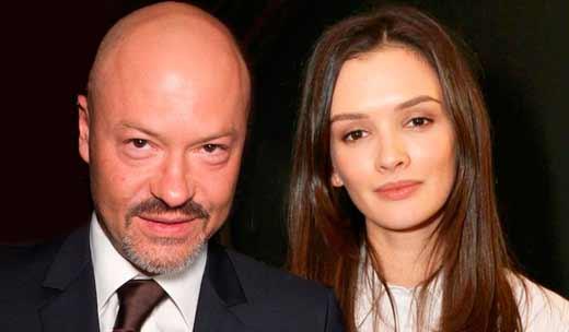 Федор Бондарчук иПаулина Андреева определились сточной датой свадьбы