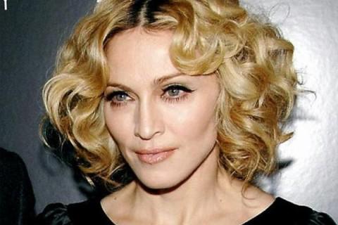 Мадонна напилась на фотовыставке в Лондоне
