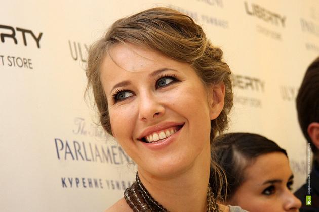 Светлана Бондарчук тонко намекнула, что Ксения Собчак ожидает двойню