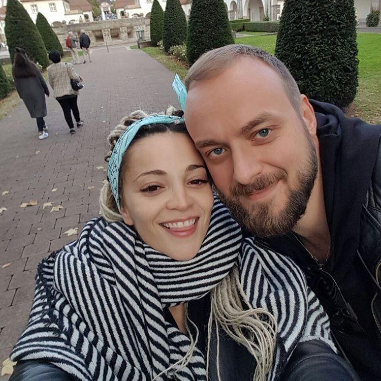 Теона Дольникова родила Максиму Щеголеву сына