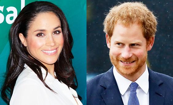 Принц Гарри показал свою новейшую девушку