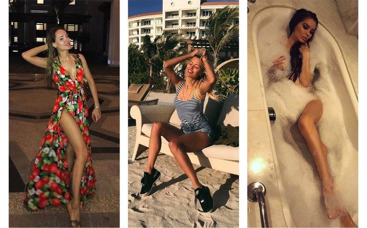 Русские модели возмутили администрацию отеля вДубае «эротическими» фото