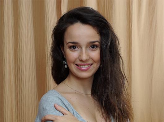 Валерия Ланская родила сына