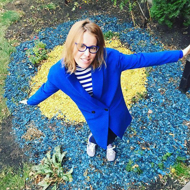 У Ксении Собчак сегодня день рождения