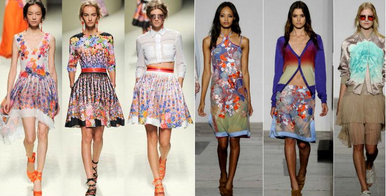 Мода платья в 2015 году