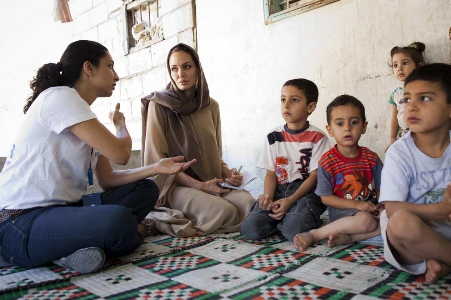 усыновление детей из сирии