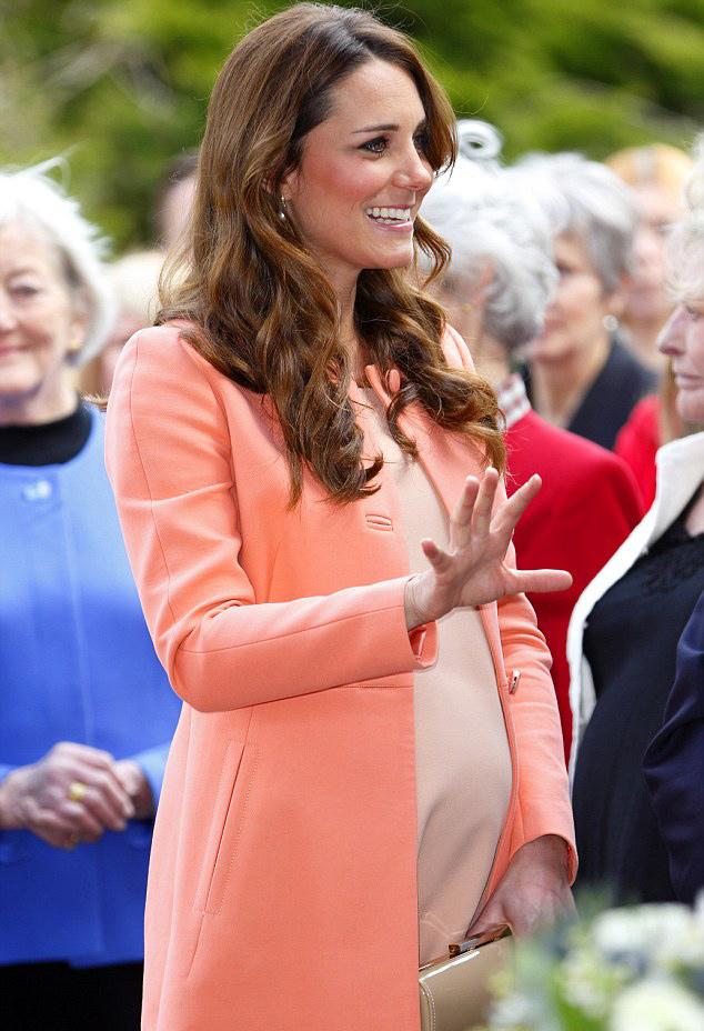 Юрьевич герцогиня кембриджская после родов мамы уже подросших