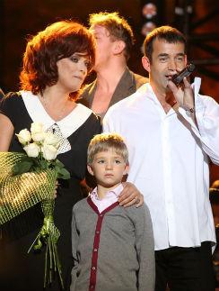 Сын певцова и дроздовой спел песню