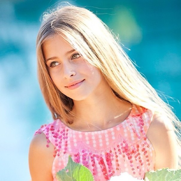 фото девочек 12 лет моделей