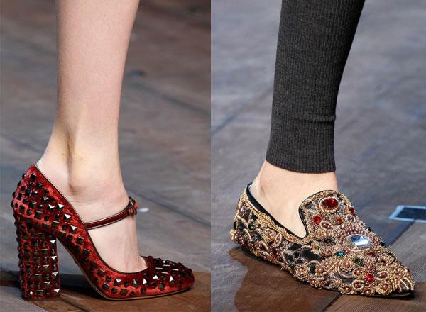 Модная обувь 2015 осень