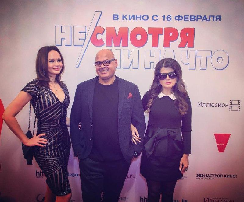 Ирина Безрукова появилась напублике смолодым мужчиной
